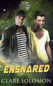 Ensnared (Detectives in Space 2)