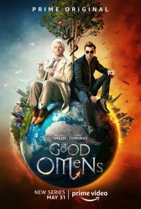 Good Omens promo photo