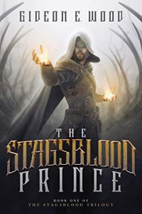 The Stagsblood Prince cover