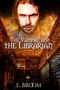 The Vampire and the Librarian cover